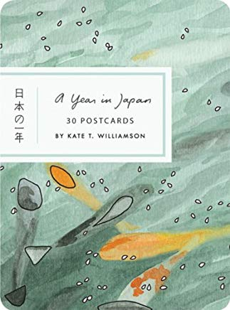 A Year in Japan Cover