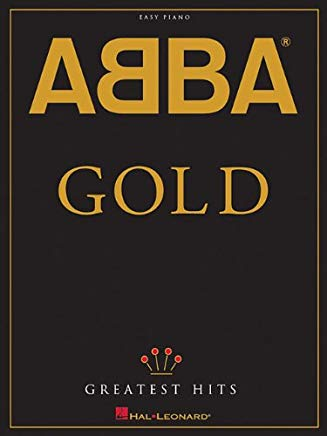 ABBA - Gold: Greatest Hits for Easy Piano Cover