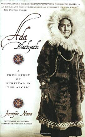 Ada Blackjack: A True Story of Survival in the Arctic Cover