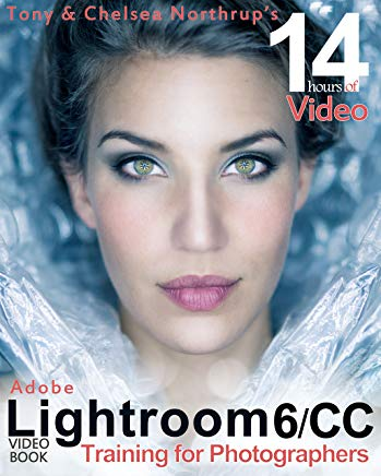 Adobe Lightroom 6 Video Book: Training for Photographers Cover