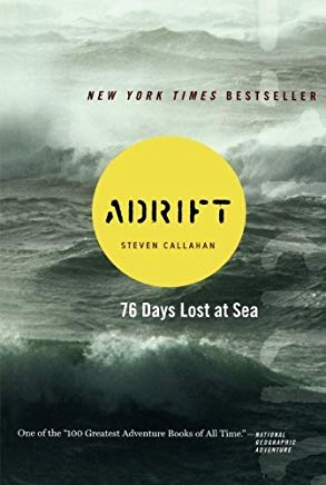 Adrift: Seventy-six Days Lost at Sea Cover