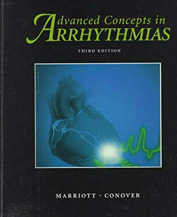 Advanced Concepts in Arrhythmias Cover