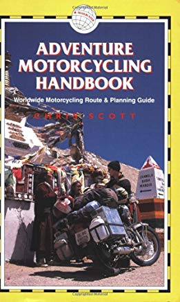 Adventure Motorcycling Handbook, 5th: Worldwide Motorcycling Route & Planning Guide Cover