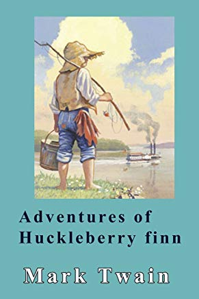 Adventures of Huckleberry Finn Cover