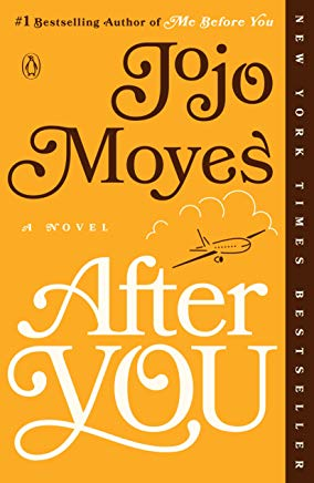 After You: A Novel (Me Before You Trilogy) Cover