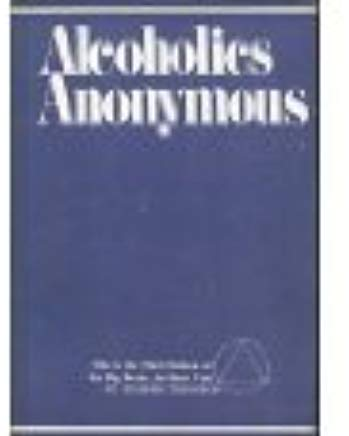 ALCOHOLICS ANONYMOUS- THIRD EDITION Cover
