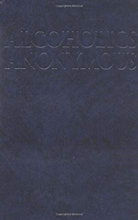 Alcoholics Anonymous: The Big Book Cover