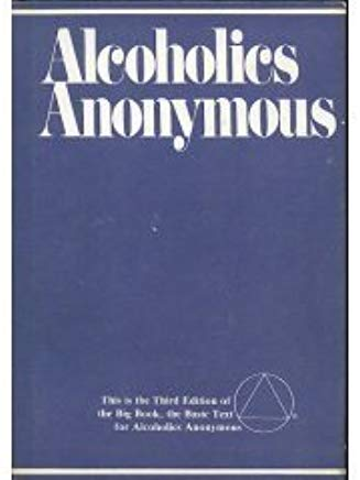 Alcoholics Anonymous The Story Of How Many Thousand Of Men And Women Have Recovered From Alcoholism Second Edition Cover