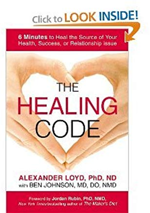 Alex Loyd, Ben Johnson'sThe Healing Code (Hardcover)(2010) Cover