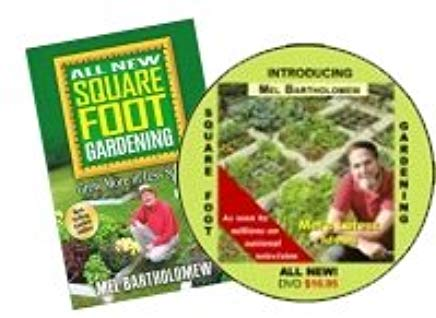 All New Square Foot Gardening: Grow More in Less Space! Cover