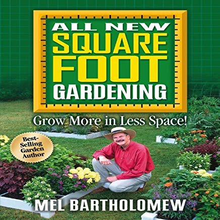 All New Square Foot Gardening Cover