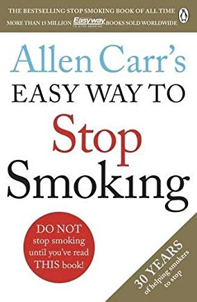 Allen Carr's Easy Way to Stop Smoking: Revised Edition Cover