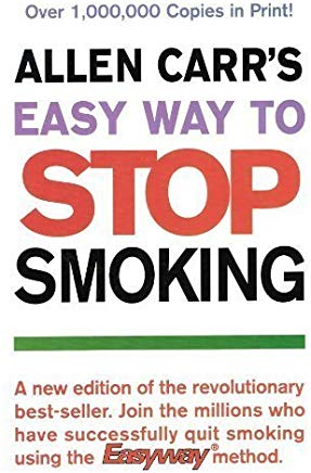 Allen Carr's Easy Way to Stop Smoking Cover