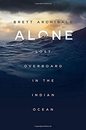 Alone: Lost Overboard in the Indian Ocean Cover