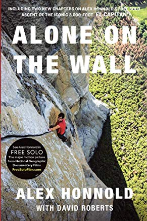 Alone on the Wall (Expanded edition) Cover