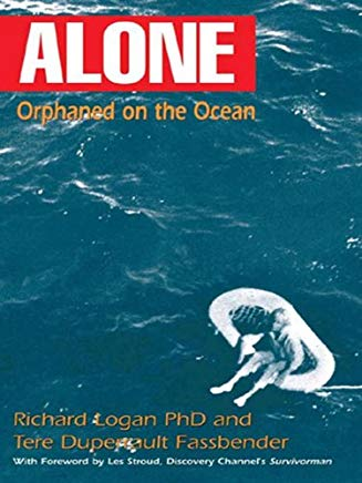 Alone: Orphaned on the Ocean Cover