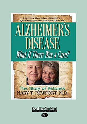 Alzheimers Disease: What If There was a Cure? Cover