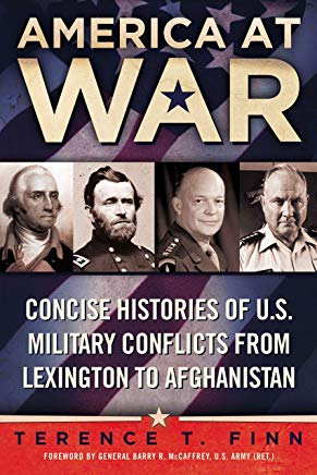 America at War: Concise Histories of U.S. Military Conflicts From Lexington to Afghanistan Cover