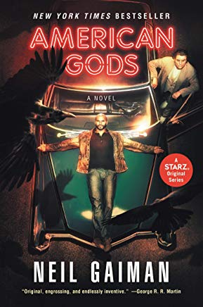 American Gods: The Tenth Anniversary Edition: A Novel Cover