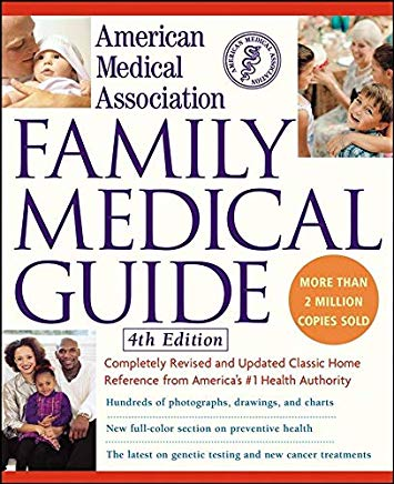 American Medical Association Family Medical Guide, 4th Edition Cover