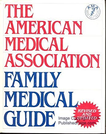 American Medical Association Family Medical Guide (The American Medical Association home health library) by American Medical Association (1987-02-12) Cover