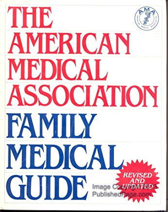 American Medical Association Family Medical Guide (The American Medical Association home health library) Cover