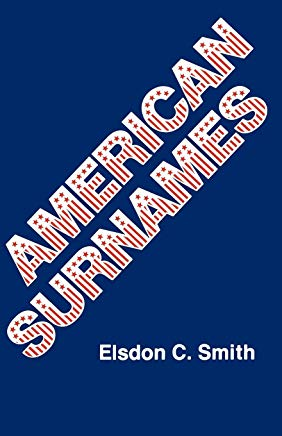 American Surnames Cover