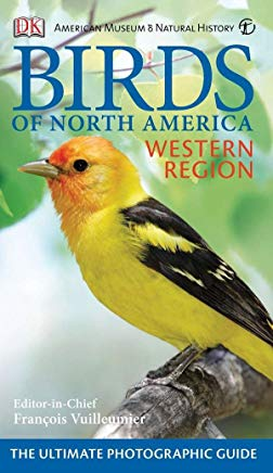 AMNH Birds of NA Westn Rgn: The Ultimate Photographic Guide Cover