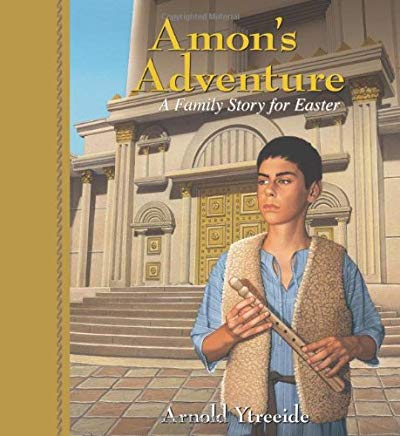 Amon's Adventure: A Family Story for Easter Cover