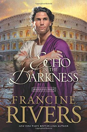 An Echo in the Darkness (Mark of the Lion #2) Cover