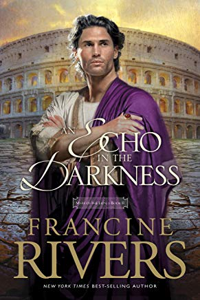 An Echo in the Darkness (Mark of the Lion Book 2) Cover