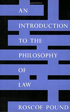 An Introduction to the Philosophy of Law: Revised edition (The Storrs Lectures Series) Cover