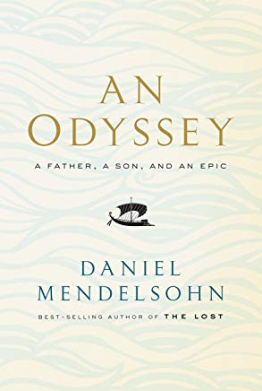 An Odyssey: A Father, a Son, and an Epic Cover