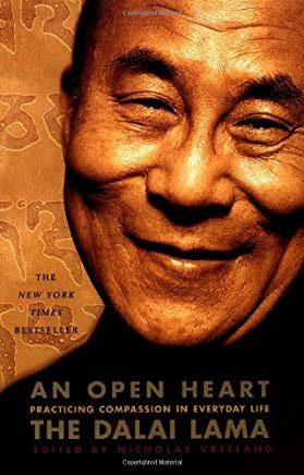 An Open Heart: Practicing Compassion in Everyday Life Cover