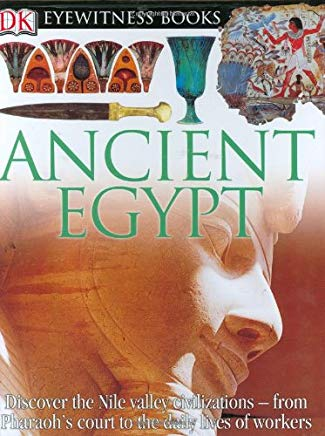 Ancient Egypt (DK Eyewitness Books) Cover
