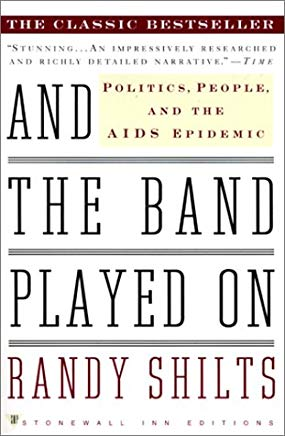 And The Band Played On (Turtleback School & Library Binding Edition) Cover