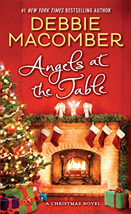 Angels at the Table: A Christmas Novel (Shirley, Goodness, and Mercy) Cover