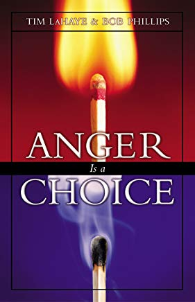 Anger Is a Choice Cover