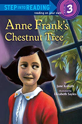 Anne Frank's Chestnut Tree (Step into Reading) Cover