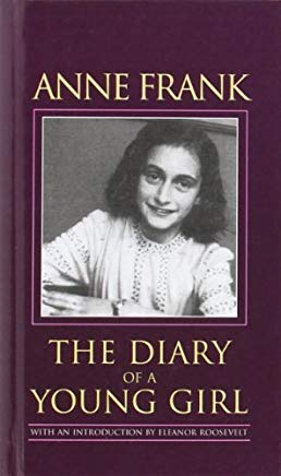 Anne Frank: The Diary of a Young Girl by Anne Frank (1993-06-01) Cover