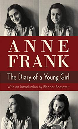 Anne Frank: The Diary of a Young Girl Cover