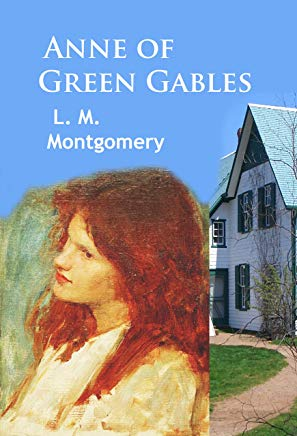 Anne of Green Gables: Anne 1 Cover