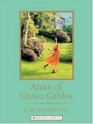 Anne of Green Gables (Scholastic Classics) Cover