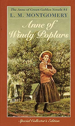 Anne of Windy Poplars (Anne of Green Gables) Cover