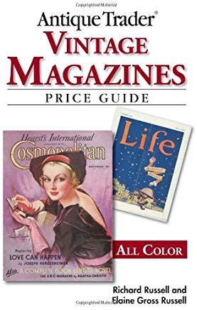 Antique Trader Vintage Magazines Price Guide Cover
