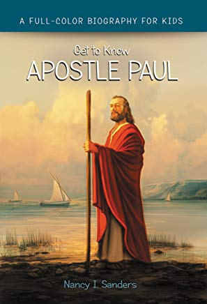 Apostle Paul (Get to Know) Cover