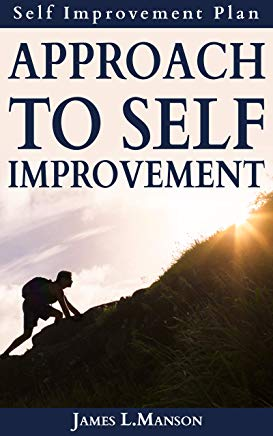 Approach To Self Improvement: Self Improvement Plan Cover