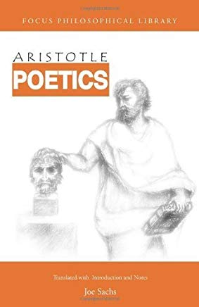 Aristotle: Poetics [Paperback] Cover