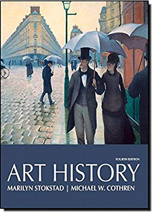Art History, Combined Volume (4th Edition) Cover