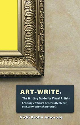Art-Write: The Writing Guide for Visual Artists Cover